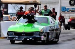 Elvis Stojko reveals plans to race cars