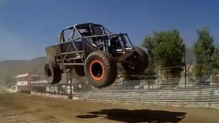 Jay Leno drives Canadian built Campagna V13R