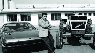 Auto Trivia: Lamborghini began by making tractors