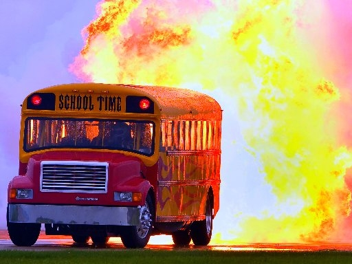 Most awesome school bus ever
