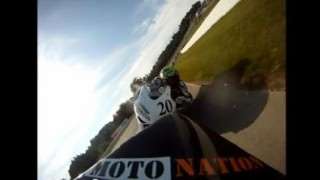 Insider Report: Ride along with Pro Superbike class at CTMP