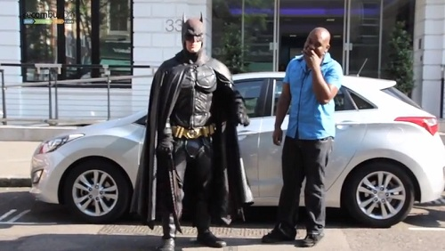 Insider Report: Toronto Batman hijacks British Hyundai review