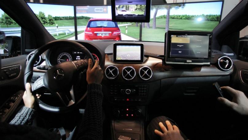 Tech Talk: Crash-proof cars coming soon?