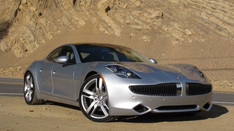 Consumer Reports pans $100,000 Fisker Karma