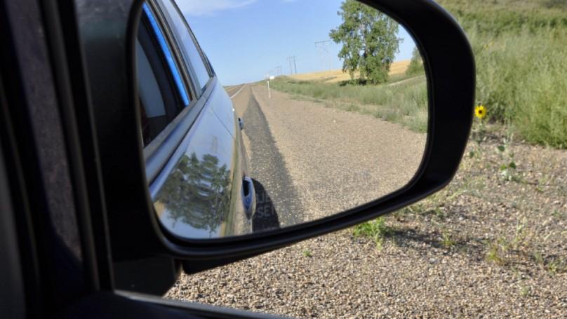 Prius a pleasure under Prairie sun
