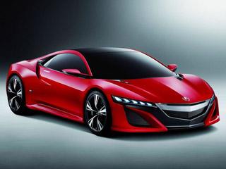 Acura mulls smaller, cheaper NSX