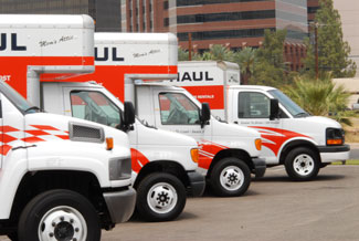 U-Haul truck has little power, reader complains