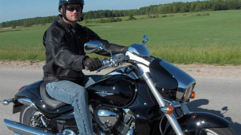After son dies in crash, OPP officer preaches Motorcycle training