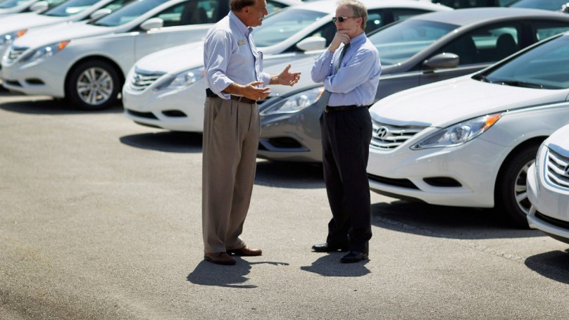 Car buyers, don't get taken for a ride