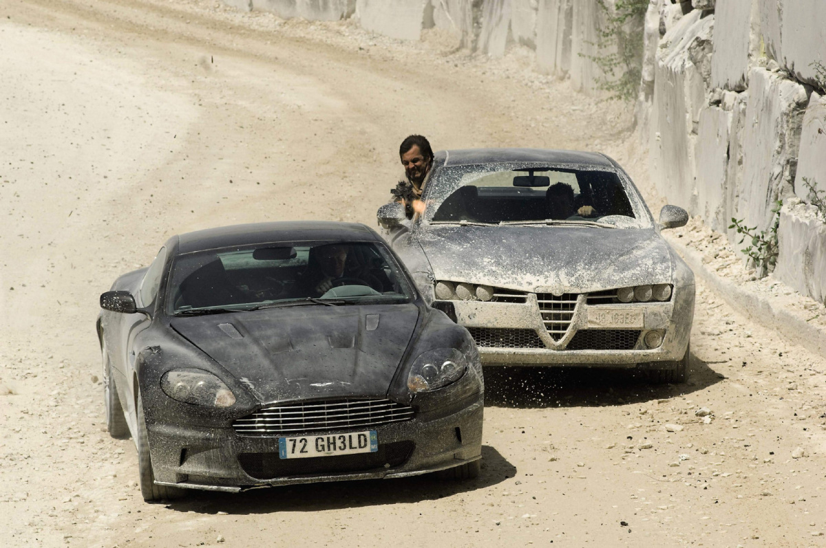 The top 10 Bond chases