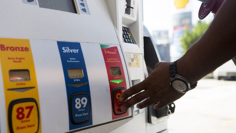 Gas for 99 cents a litre? It could happen by year end