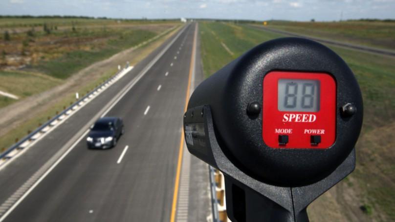 Texas opens toll road with 85 mph speed limit, highest in U.S.