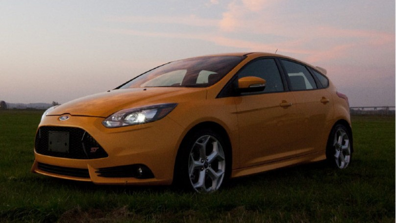 Ford Focus pulls away from the fun-to-drive pack