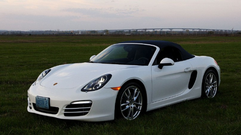 Porsche Boxster's upgrades win over testers