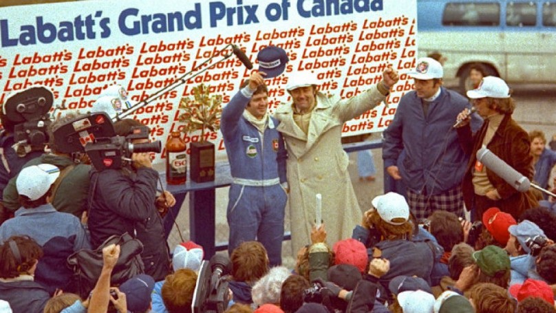 Catching up with Canada's forgotten pioneer of Formula One
