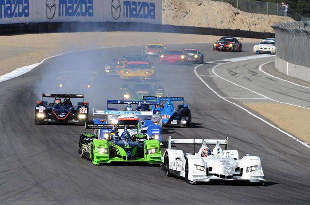 NASCAR will use sports cars to fight IndyCar, F1