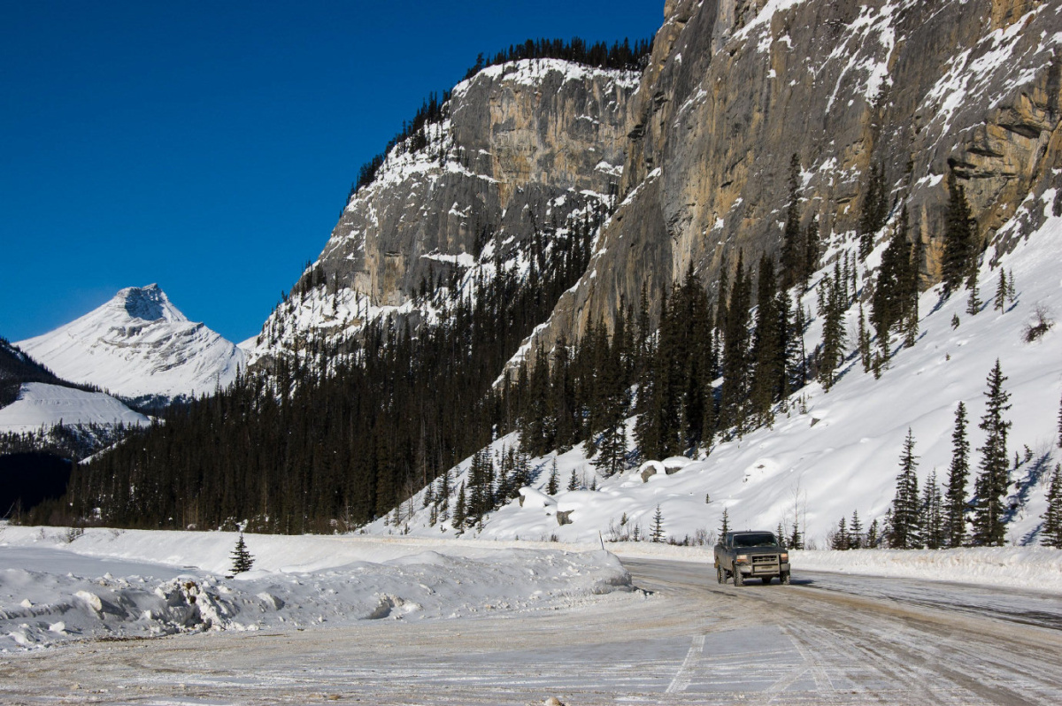 Canada's top 10 drives