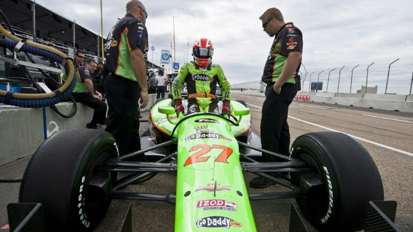 Interim IndyCar CEO bullish about future