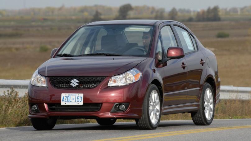 Suzuki Canada carries on