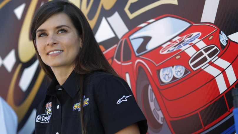 Go Daddy to stick with Danica Patrick for Super Bowl