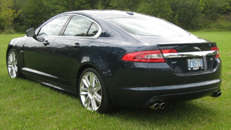 Jaguar recalls 4,195 XF cars for potential fuel leak