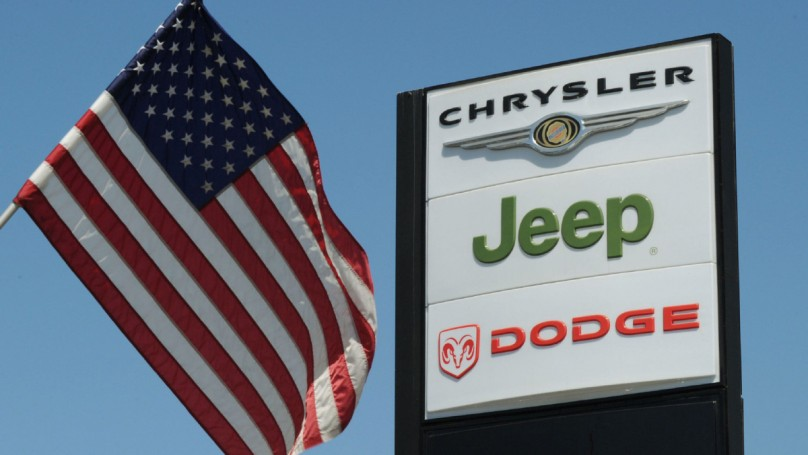 Fiat must pay $342 million for Chrysler stake: retiree fund