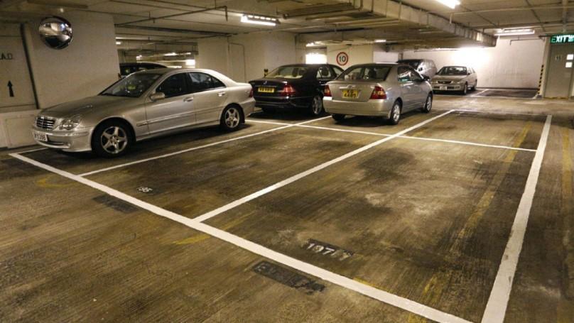 Hong Kong parking investment craze raises bubble fear