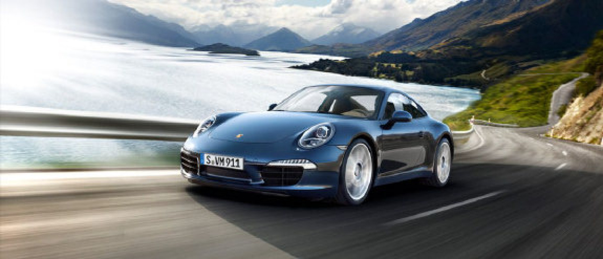 Gift Guide: Porsche road trip takes cares away