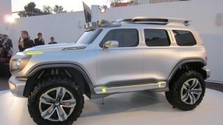 L.A. Auto Show: Mercedes-Benz SUV ready for zombie apocalypse