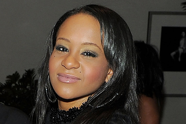 Bobbi Kristina Brown smashes boyfriend's car