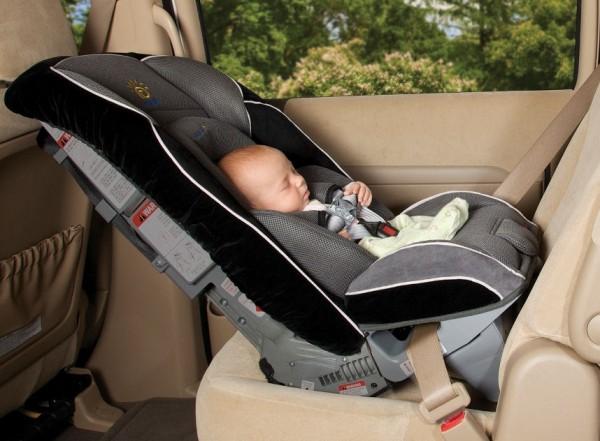 60,000 child car seats recalled