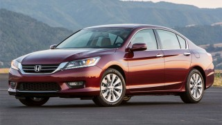 30 years of Honda Accord in the U.S.