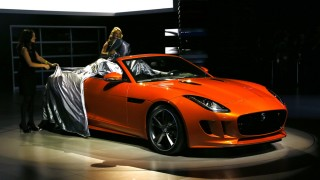 PHOTOS: Sleek, sexy debuts at the L.A. Auto Show