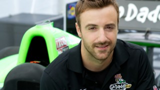 Insider Report: Hinchcliffe voted most popular IndyCar driver