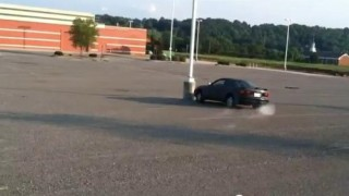 Insider Report: Parking lot drifter fail