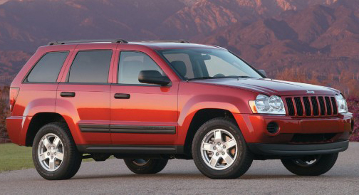 Chrysler recalling 919,000 SUVs to fix air bags