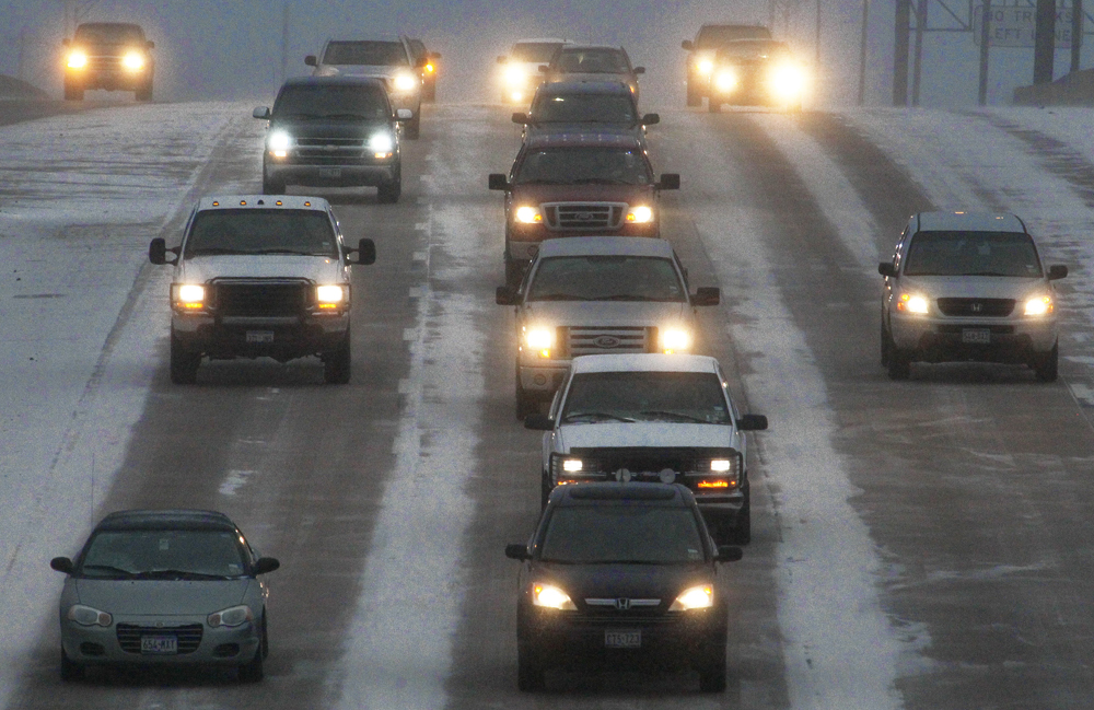 VIDEO: Planning to drive without winter tires? Watch this