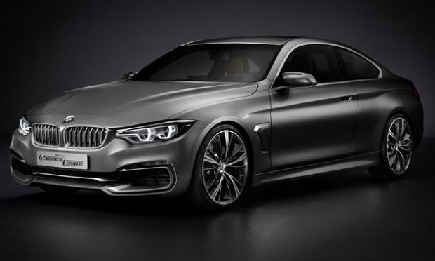 BMW to roll out new category: The 4 Series