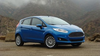 Ford Fiesta 1.0L: How small is too small?