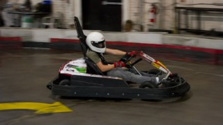 Creating future drivers: Indoor karting perfect for a birthday party