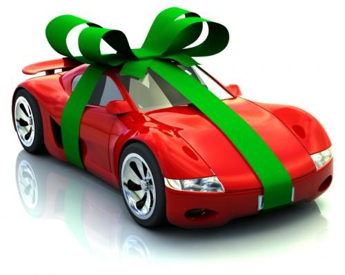 'Jingle cars'  donation will  help Santa fund
