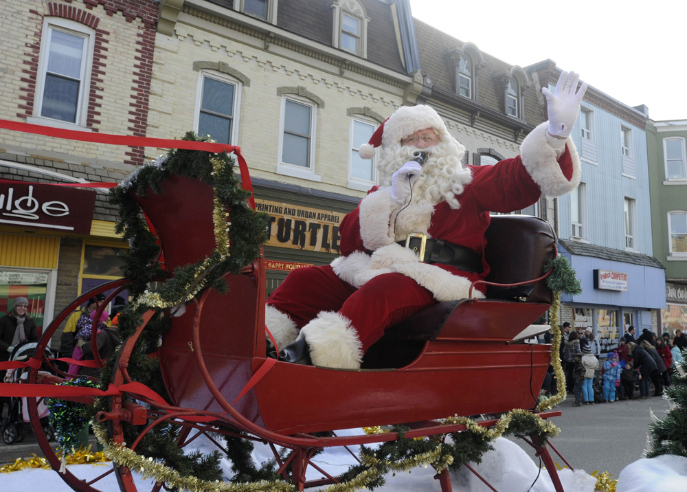 Smackdown: Should Santa switch to wheels?