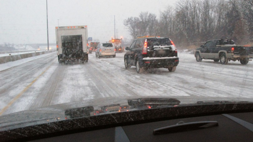 Smackdown: Are winter tires necessary in the city?