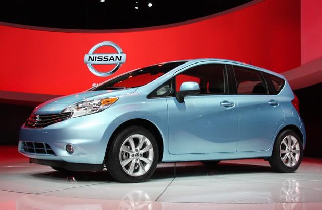 Nissan unveils next-gen Versa at Detroit Auto Show