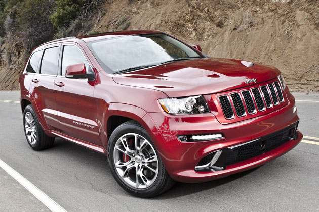 U.S. safety probe clears 2012 Jeep Grand Cherokee