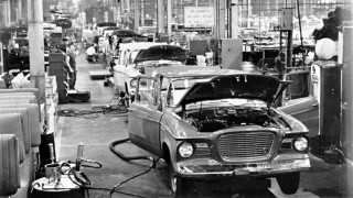 The last days of the Studebaker