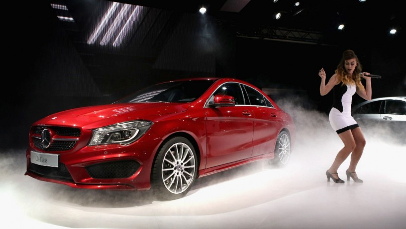 PHOTOS: The hottest new cars at the Detroit auto show