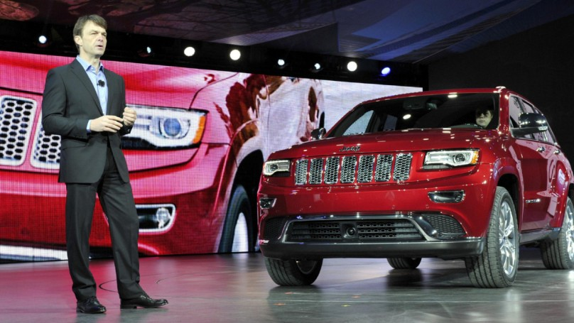 Grand Cherokee SUV makes jump to diesel power