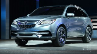 Detroit auto show: Crossovers focus on the future