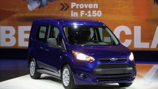 Detroit auto show: Trucks, vans get new refinements
